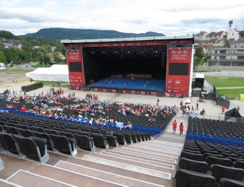 Jugendturnfest Aarau 2019