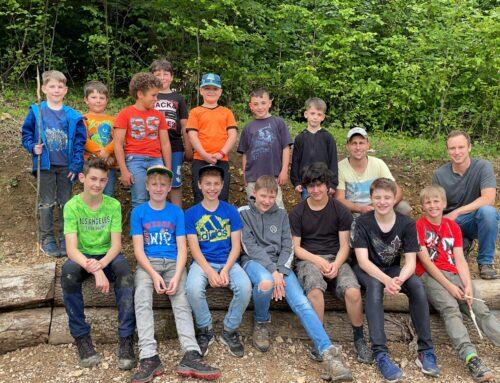 Ersatzprogramm Jugendturnfest – 2021